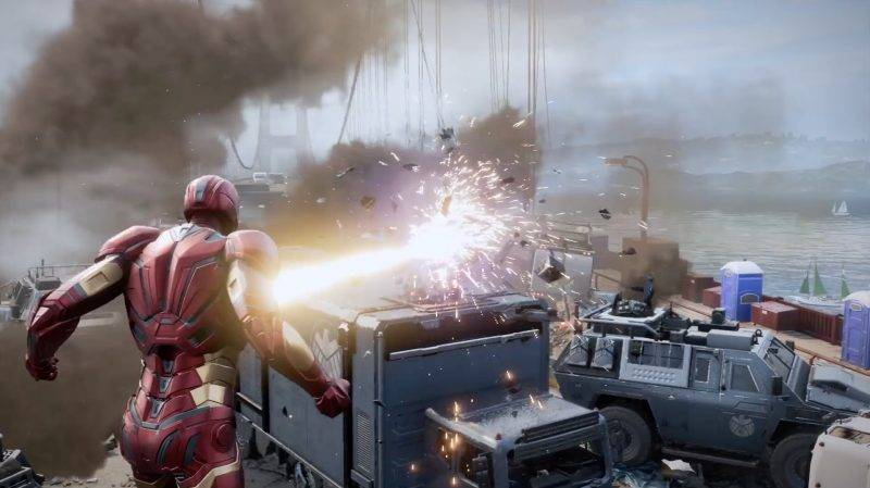 Marvel's Avengers: A-Day, PS4, Xbox One, PC