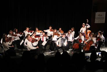 Orquestra Camerata Ivoti esteve em Paris