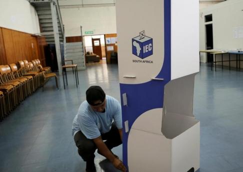 Eleições gerais na África do Sul marcadas por fraca participação