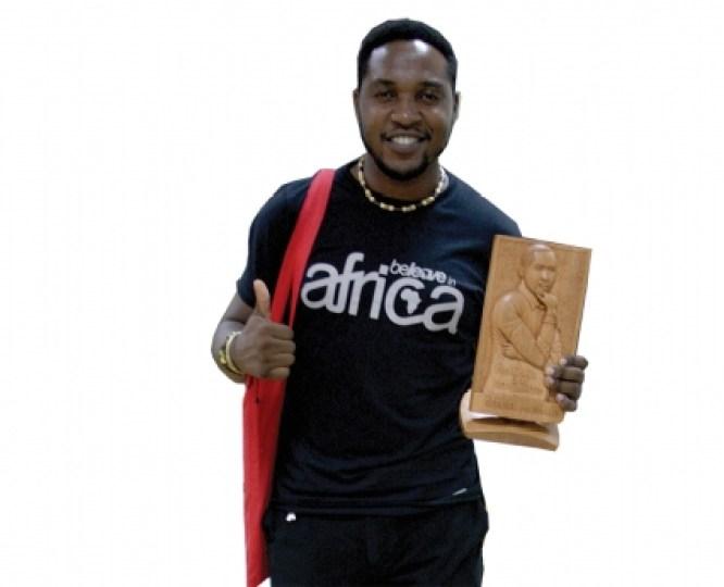 Angolano distinguido em Moçambique