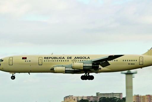 Antigos aviões da Presidência postos à venda em hasta pública