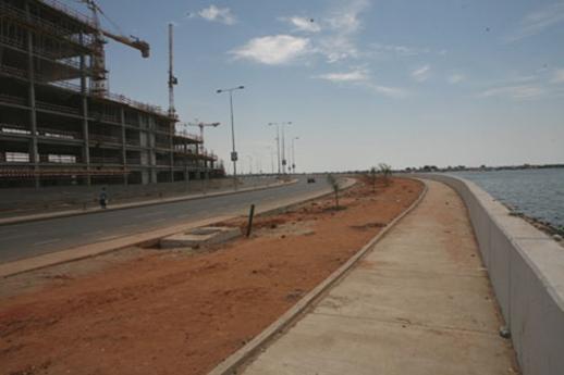Construção da Marginal da Corimba vai prosseguir