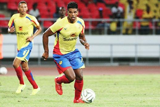 Petro aborda Taça de Angola como salvação da temporada