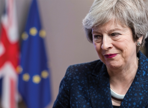 Theresa May deixa chefia do Partido Conservador