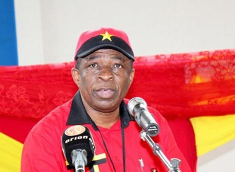 Novos membros do Bureau Político do MPLA
