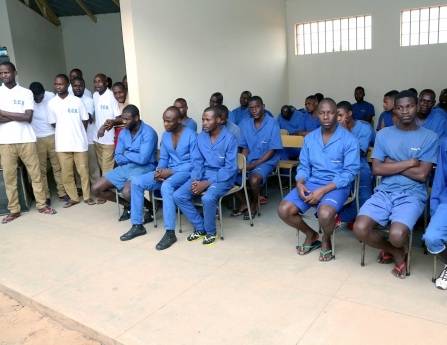 Condições nas cadeias vão melhorar