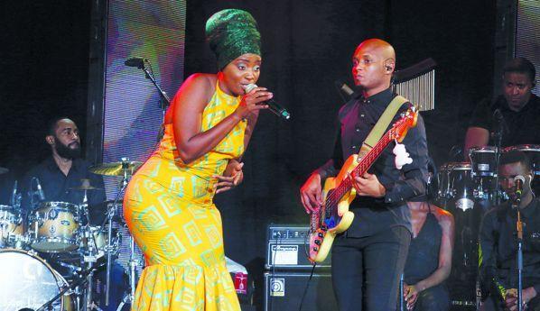 Resultado de imagen de imagenes Luanda acolhe concerto ao vivo de raíz africana