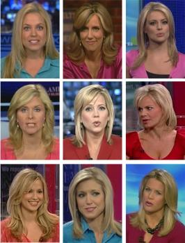 Can you tell  these women apart?