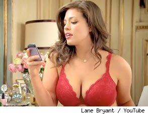 Lane Bryant TV commercial