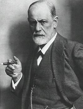 Freud (looking like Archie)