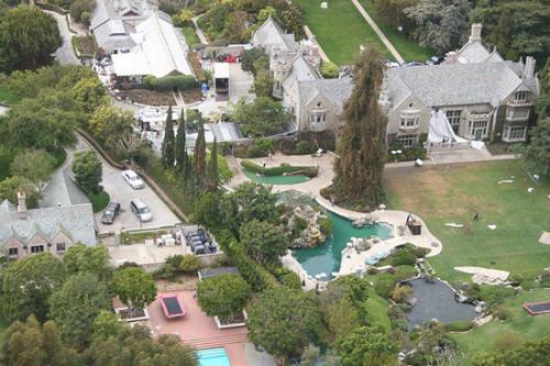 Image result for hugh hefner playboy mansion west
