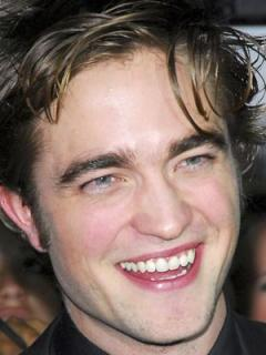 Robert Pattinson: Do his canines look a little pointy?