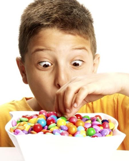 Could candy actually be a healthy snack for kids?