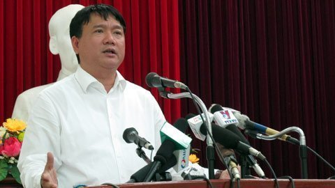 Bộ trưởng Thăng