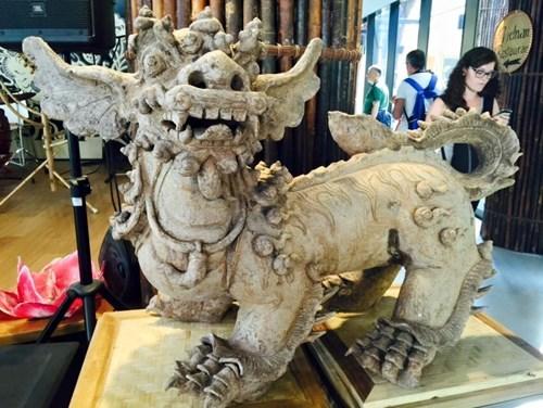du lịch, Ngôi nhà tre VN, Expo 2015- Milan , Bộ VHTTDL, xúc tiến du lịch, gốm Bát Tràng, sơn mài của Từ Sơn