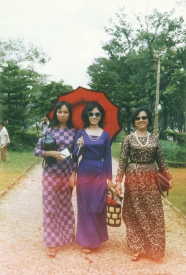 quý cô, Sài Gòn, thời trang, ăn chơi