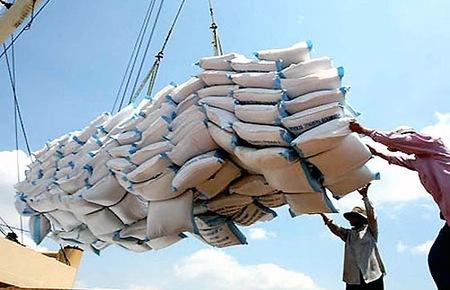lúa gạo, xuất khẩu, nhập khẩu