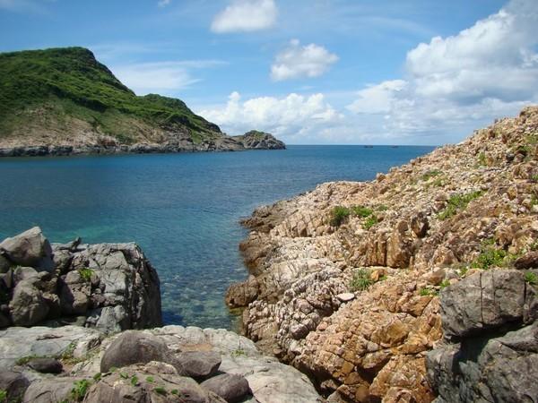 hòn đảo, Lý Sơn, Bình Ba, Nam Du, Côn Đảo
