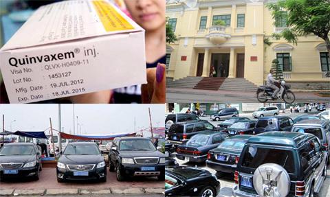 Đám ma công, vacxin công, trụ sở công, Ấn tượng trong tuần, Kỳ Duyên, nhà báo Kim Dung