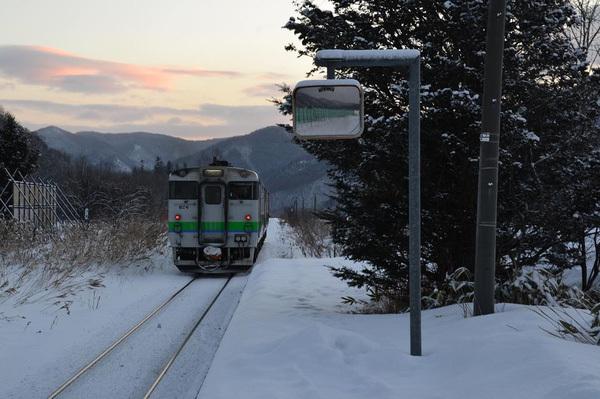 Nhà ga chỉ phục vụ một nữ sinh ở Nhật Bản