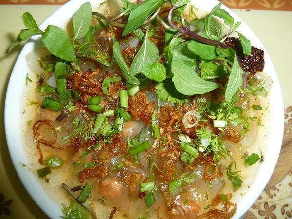 món ngon, Nghệ An, mía hấp, ngô nướng, bánh mướt, xôi, súp lươn