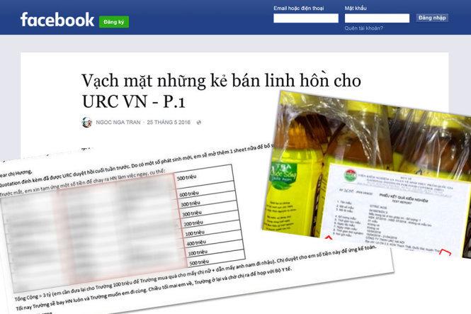 URC, hối lộ, hối lộ báo chí
