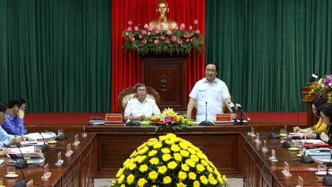 thường trực ban bí thư, Đinh Thế Huynh, thành ủy Hà Nội, tham nhũng, chống tham nhũng