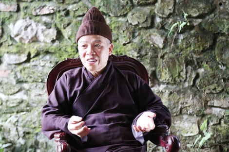 Lê Kiên Thành, Thích Thanh Quyết, Phật giáo, Trần Nhân Tông, Đảng viên