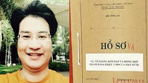 Truy tố Giang Kim Đạt cùng 'bộ sậu' tại Vinashinlines