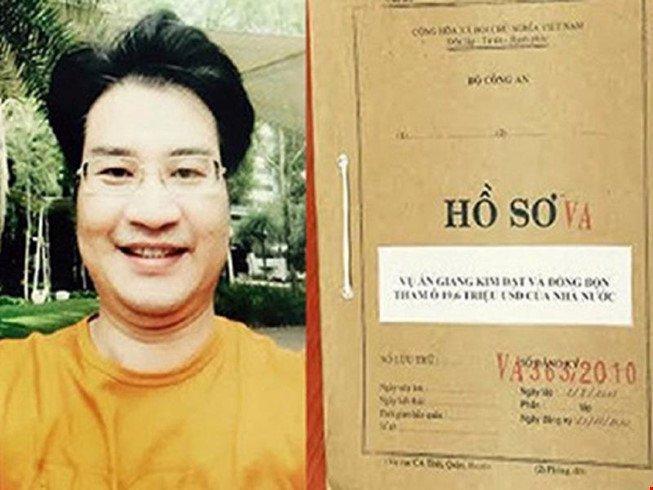 Quan lộ lạ kỳ và 'bộ mặt cáo' của Giang Kim Đạt