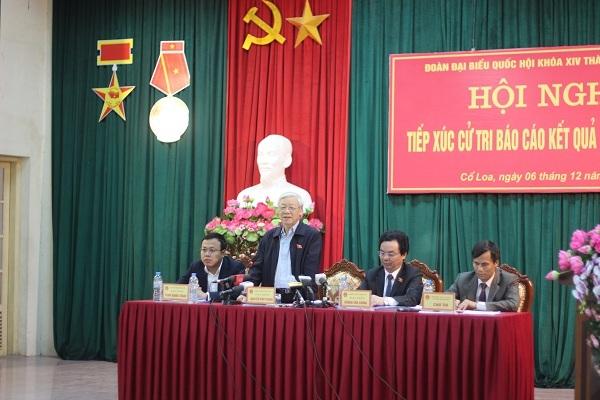 Tổng bí thư: Bắt bằng được Trịnh Xuân Thanh