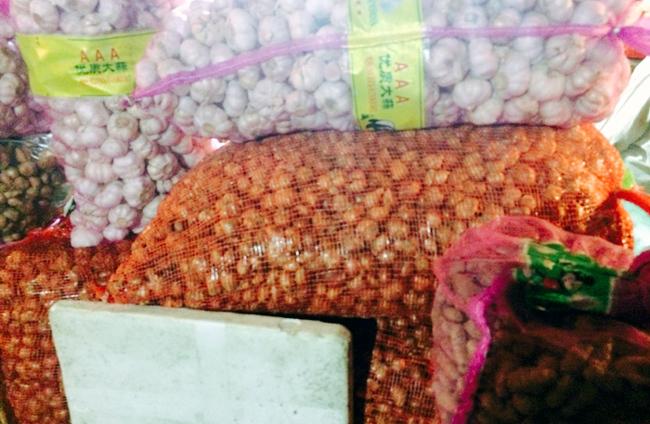Tỏi Tàu tràn chợ Việt: Những cảnh báo từng khiến quốc tế lo sợ