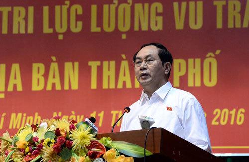 Chủ tịch nước: Tự chuyển hóa ngày càng lộ rõ nét