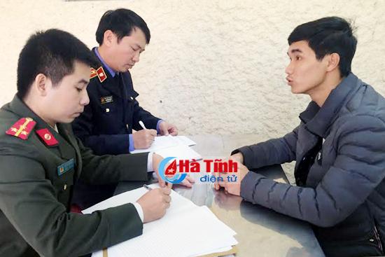 phần tử Việt Tân, Việt Tân, gây rối trật tự, khởi tố, Nguyễn Văn Hóa, Hà Tĩnh, mạng xã hội, facebook