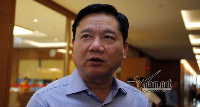 Đinh La Thăng, Dinh La Thang, ông Đinh La Thăng, Bí thư Thăng, PVN, Bí thư Thành ủy TP.HCM,