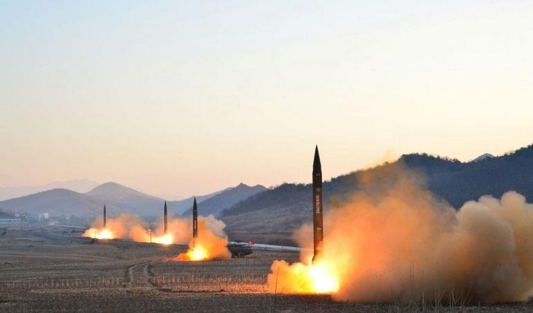 Mỹ, Triều Tiên, tình hình Triều Tiên