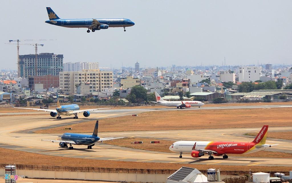 Tân Sơn Nhất, sân bay Tân Sơn Nhất, sân golf, sân bay, Bộ Quốc phòng, Bộ GTVT