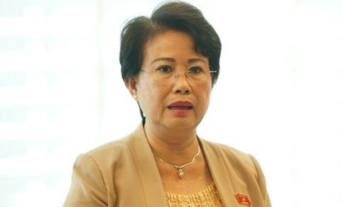 Kỷ luật cảnh cáo Phó bí thư Đồng Nai Phan Thị Mỹ Thanh