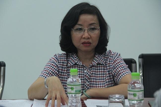 Giám đốc Sở Y tế Đà Nẵng Ngô Thị Kim Yến