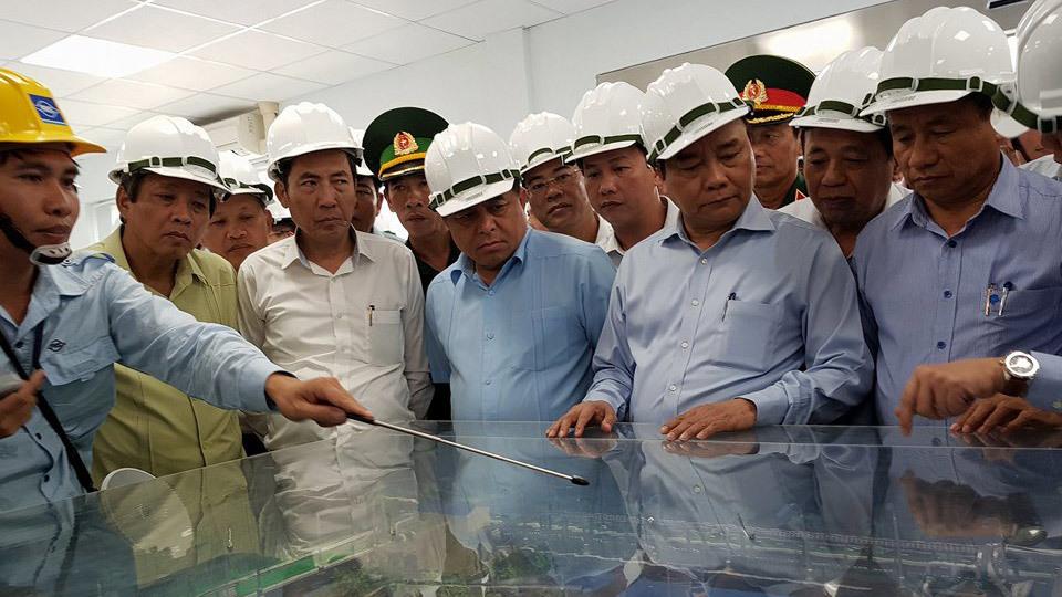 Thủ tướng Nguyễn Xuân Phúc,Formosa,Hà Tĩnh,Thủ tướng
