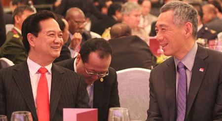 Thủ tướng Nguyễn Tấn Dũng, Thông điệp tại Shangrila 2013