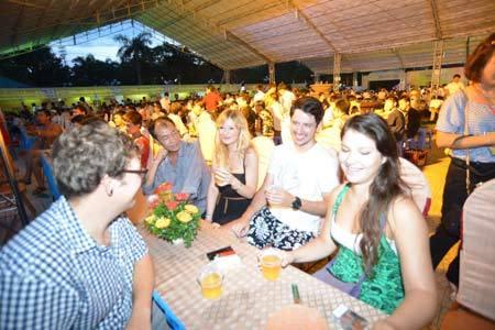 ngày hội bia, Hà Nội, Quảng Ninh, Habeco
