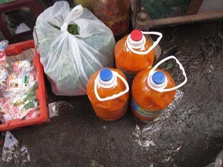 đường thốt nốt, hạt tiêu, tương ớt, bột ngọt, vệ sinh an toàn thực phẩm, nước mắm, chất lượng