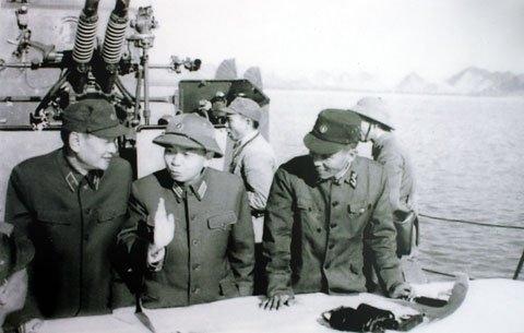 Tầm nhìn biển đảo của Đại tướng Võ Nguyên Giáp