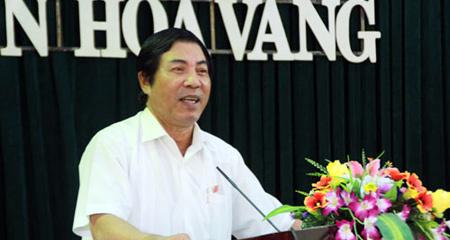 Nguyễn Bá Thanh, ban nội chính, bỏ phiếu tín nhiệm