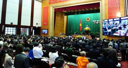 hiến pháp, Đảng, dân chủ