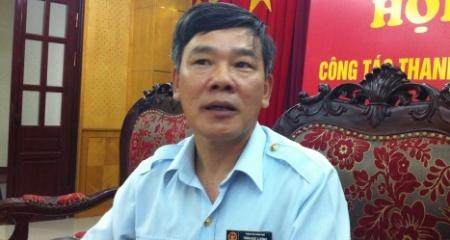 thanh tra chính phủ, tài sản, kê khai, minh bạch, Ngô Văn Khánh