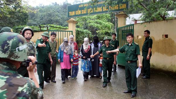xả súng, cửa khẩu Bắc Phong Sinh, Quảng Ninh, thiệt mạng