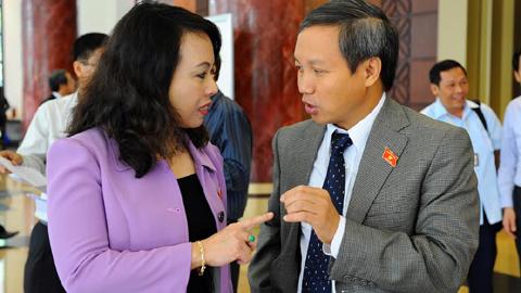bộ trưởng Y tế, Nguyễn Thị Kim Tiến, từ chức, dịch sởi