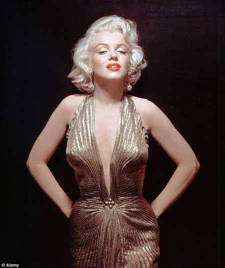 Marilyn Monroe, Tổng thống Mỹ Kenedy